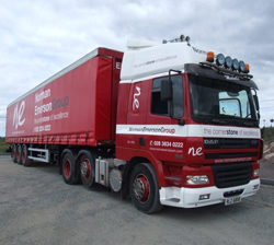 Norman Emerson Group Haulage Services